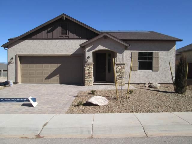 607 Tapco Lane, Clarkdale, AZ 86324 (MLS #5963858) :: Yost Realty Group at RE/MAX Casa Grande