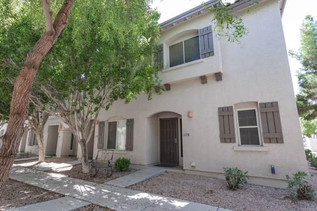 1961 N Hartford Street #1178, Chandler, AZ 85225 (MLS #5964172) :: Occasio Realty