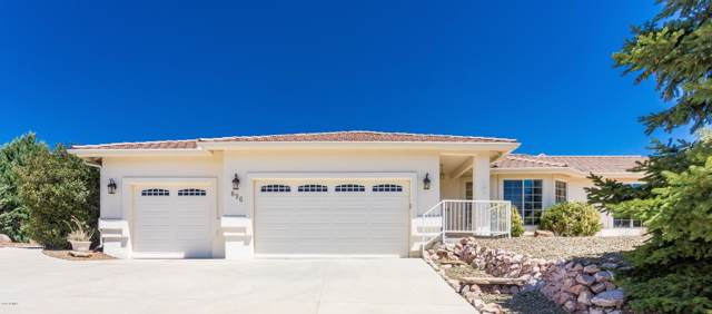 896 S Lakeview Drive, Prescott, AZ 86301 (MLS #5965041) :: Team Wilson Real Estate