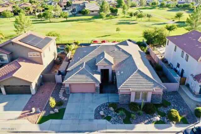 9749 E Lompoc Avenue, Mesa, AZ 85209 (MLS #5965099) :: Team Wilson Real Estate