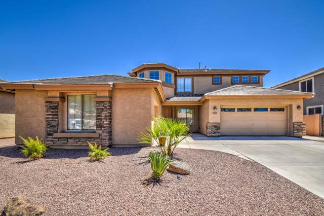 3323 E Page Avenue, Gilbert, AZ 85234 (MLS #5965171) :: CC & Co. Real Estate Team