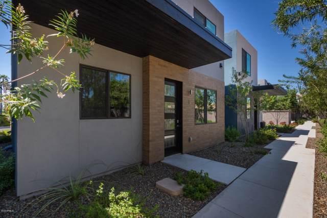 2825 N 42ND Street #9, Phoenix, AZ 85008 (MLS #5966405) :: The Kenny Klaus Team