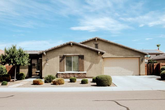 1128 W Plane Tree Avenue, Queen Creek, AZ 85140 (MLS #5966427) :: Revelation Real Estate