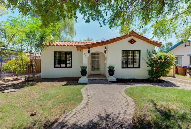 657 W Pinkley Avenue, Coolidge, AZ 85128 (MLS #5968915) :: Openshaw Real Estate Group in partnership with The Jesse Herfel Real Estate Group
