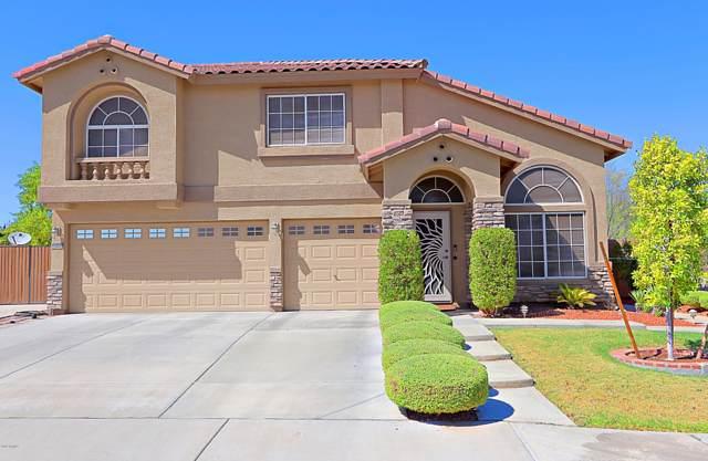 22084 W La Pasada Boulevard, Buckeye, AZ 85326 (MLS #5972259) :: The Property Partners at eXp Realty