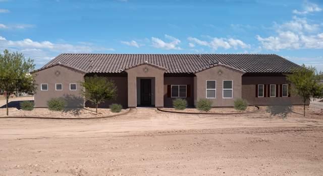 27783 N Gary Road, Queen Creek, AZ 85143 (MLS #5972629) :: Howe Realty