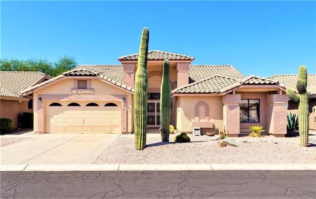 5516 S Feather Bush Court, Gold Canyon, AZ 85118 (MLS #5972956) :: The W Group
