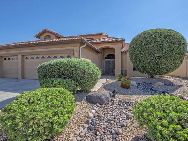 3323 N 153RD Drive, Goodyear, AZ 85395 (MLS #5976337) :: Riddle Realty Group - Keller Williams Arizona Realty