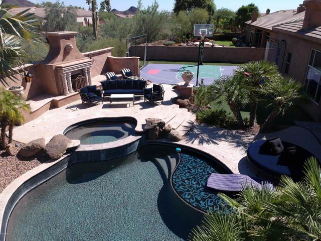 11737 N 129TH Way, Scottsdale, AZ 85259 (MLS #5976716) :: The Kenny Klaus Team