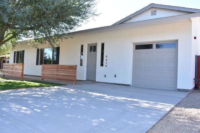 8419 E Cambridge Avenue, Scottsdale, AZ 85257 (MLS #5979199) :: Riddle Realty Group - Keller Williams Arizona Realty