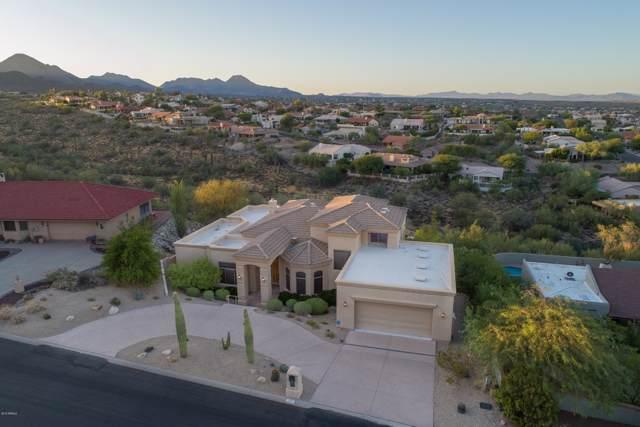 15958 E Thistle Drive, Fountain Hills, AZ 85268 (MLS #5979262) :: CC & Co. Real Estate Team