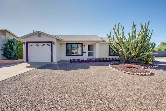 7837 E Flossmoor Avenue, Mesa, AZ 85208 (MLS #5979863) :: Keller Williams Realty Phoenix