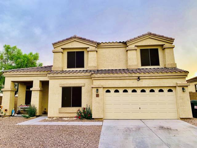 3913 N Dead Wood Drive, Casa Grande, AZ 85122 (MLS #5980850) :: Lux Home Group at  Keller Williams Realty Phoenix