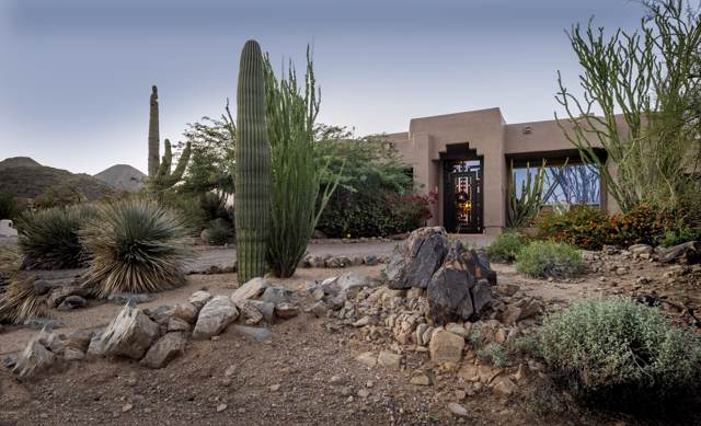 15224 N Zapata Drive, Fountain Hills, AZ 85268 (MLS #5981221) :: The W Group