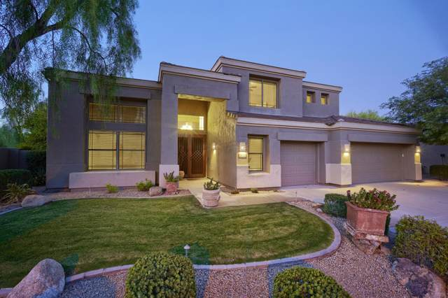 7412 E Quill Lane, Scottsdale, AZ 85255 (MLS #5981483) :: CC & Co. Real Estate Team