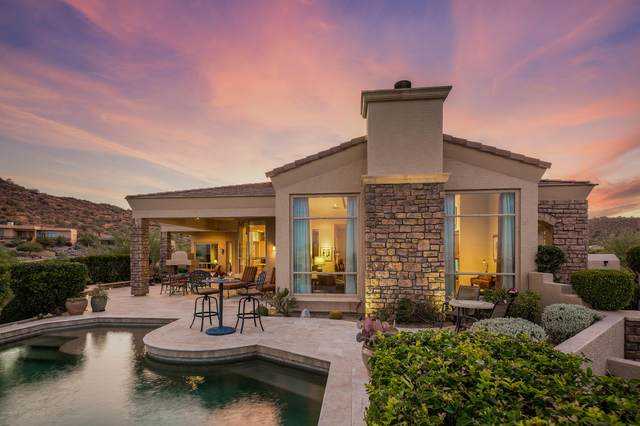 14910 E Sierra Madre Drive, Fountain Hills, AZ 85268 (MLS #5982866) :: Devor Real Estate Associates