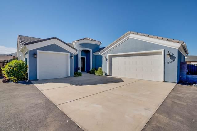 17616 E Happy Road, Queen Creek, AZ 85142 (MLS #5982985) :: Revelation Real Estate