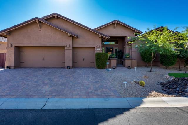 5805 E Ashler Hills Drive, Cave Creek, AZ 85331 (MLS #5988544) :: The W Group