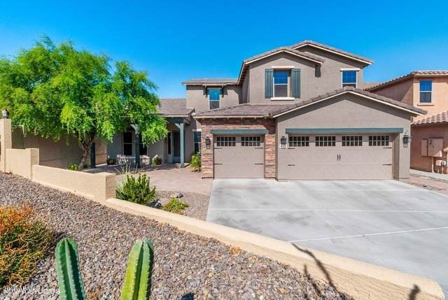 18432 W Desert View Lane, Goodyear, AZ 85338 (MLS #5988877) :: Cindy & Co at My Home Group