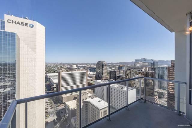 44 W Monroe Street #3203, Phoenix, AZ 85003 (MLS #5989235) :: Riddle Realty Group - Keller Williams Arizona Realty