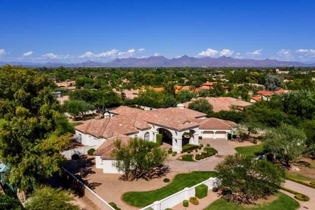6900 E Cheney Drive, Paradise Valley, AZ 85253 (MLS #5989498) :: The Kenny Klaus Team