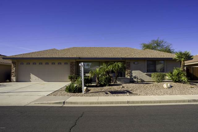 2226 S Olivewood, Mesa, AZ 85209 (MLS #5990192) :: The Kenny Klaus Team