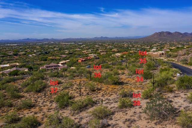 6215 E Hidden Canyon Road, Carefree, AZ 85377 (MLS #5992120) :: The Riddle Group
