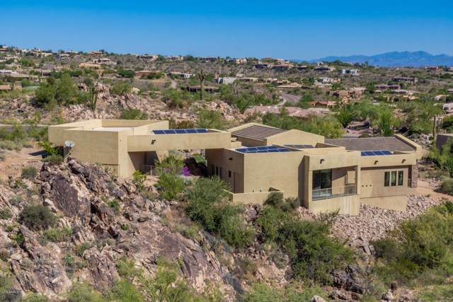 14921 E Zapata Drive, Fountain Hills, AZ 85268 (MLS #5993973) :: Devor Real Estate Associates