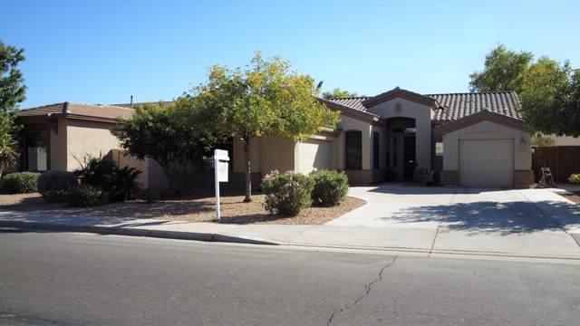 191 W Montego Drive W, Casa Grande, AZ 85122 (MLS #5994562) :: Yost Realty Group at RE/MAX Casa Grande