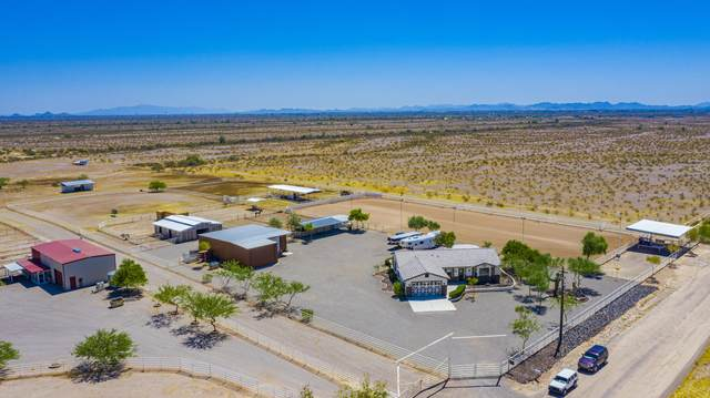 3499 N 359TH Avenue, Tonopah, AZ 85354 (MLS #5994992) :: The Results Group