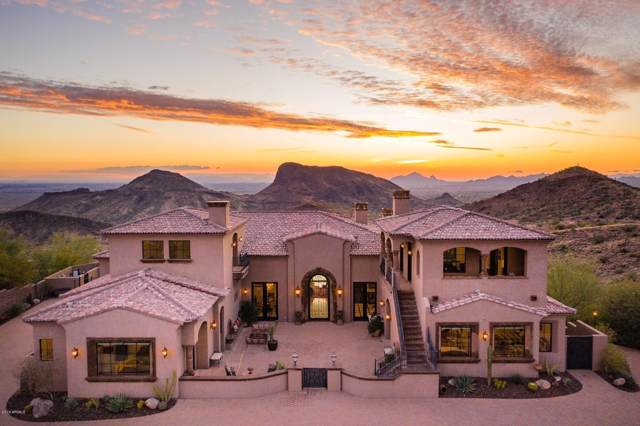 11132 N Viento Court, Fountain Hills, AZ 85268 (MLS #5996589) :: The W Group