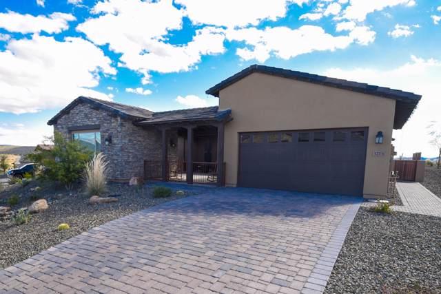 3215 Knight Way, Wickenburg, AZ 85390 (MLS #5997073) :: Riddle Realty Group - Keller Williams Arizona Realty