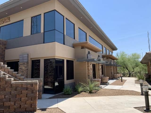 10607 N Frank Lloyd Wright Boulevard J102, Scottsdale, AZ 85259 (MLS #5997862) :: Brett Tanner Home Selling Team
