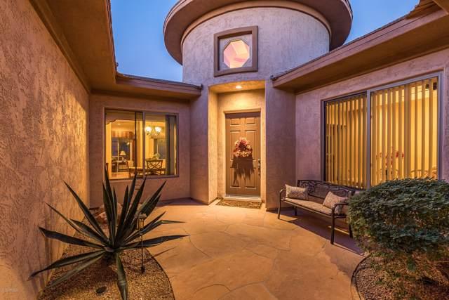 8520 E Twisted Leaf Drive, Gold Canyon, AZ 85118 (MLS #5999040) :: The Kenny Klaus Team