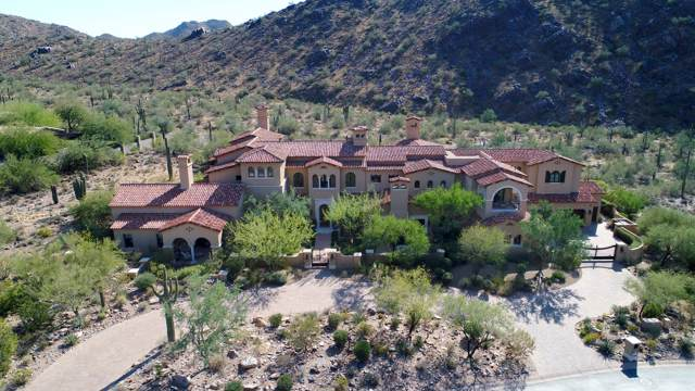 10835 E Mountain Spring Road, Scottsdale, AZ 85255 (MLS #5999488) :: Long Realty West Valley