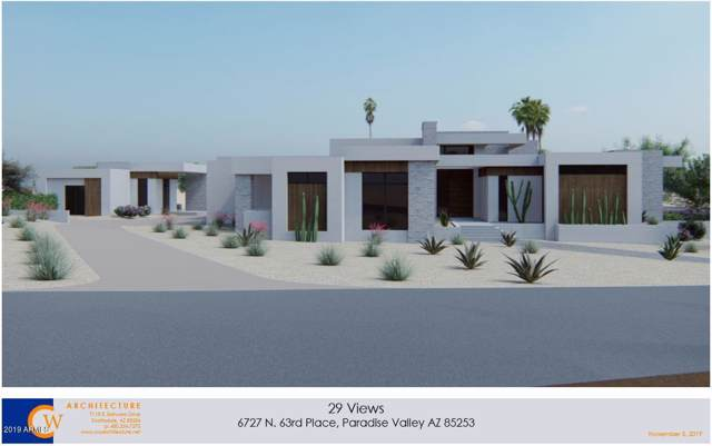 6727 N 63RD Place, Paradise Valley, AZ 85253 (MLS #5999796) :: The Kenny Klaus Team