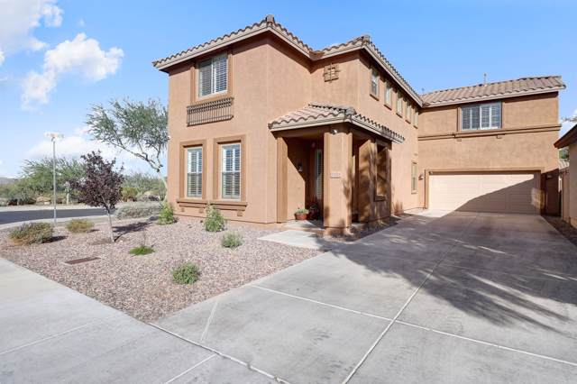 7424 W Milton Drive, Peoria, AZ 85383 (MLS #6000372) :: Devor Real Estate Associates