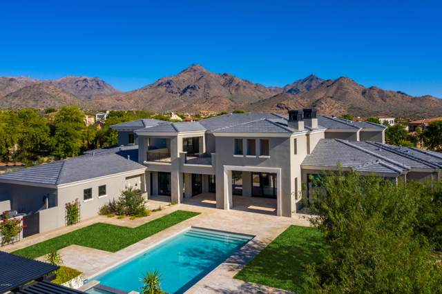 9866 E Kemper Way, Scottsdale, AZ 85255 (MLS #6001895) :: The W Group