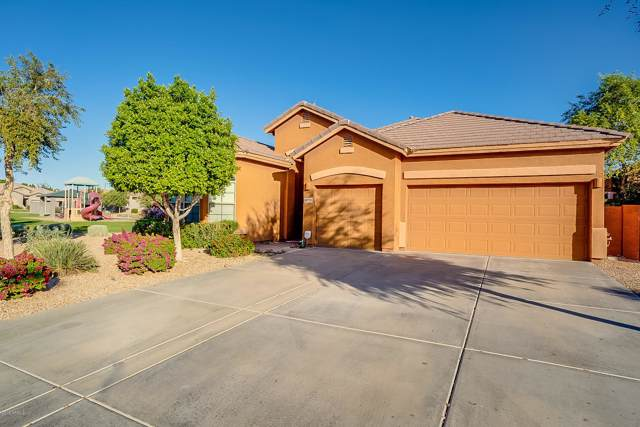 14770 W Ashcroft Drive, Goodyear, AZ 85395 (MLS #6002839) :: The Luna Team