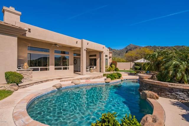 10931 E Bahia Drive, Scottsdale, AZ 85255 (MLS #6002884) :: Klaus Team Real Estate Solutions