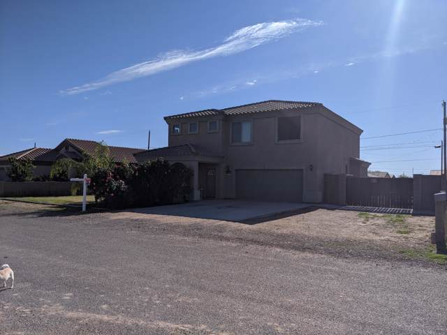 5575 E Red Bird Lane, San Tan Valley, AZ 85140 (MLS #6002940) :: Yost Realty Group at RE/MAX Casa Grande