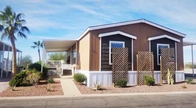 2000 S Apache Road #163, Buckeye, AZ 85326 (MLS #6005942) :: The Kenny Klaus Team