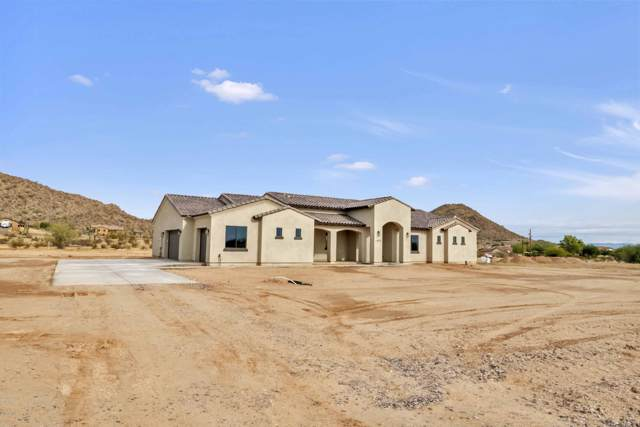 1402 W Gail Road, Queen Creek, AZ 85142 (MLS #6008164) :: The Kenny Klaus Team
