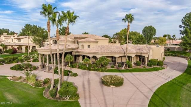 20 E Oakwood Hills Drive, Chandler, AZ 85248 (MLS #6008314) :: The Daniel Montez Real Estate Group