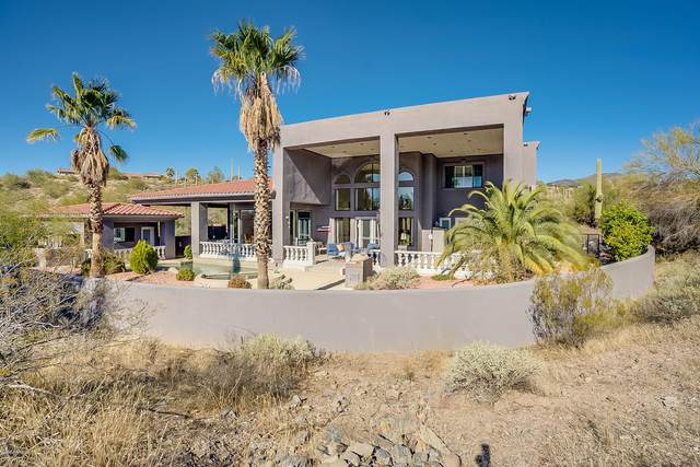 8170 E Golden Spur Lane, Carefree, AZ 85377 (MLS #6009295) :: The Ellens Team