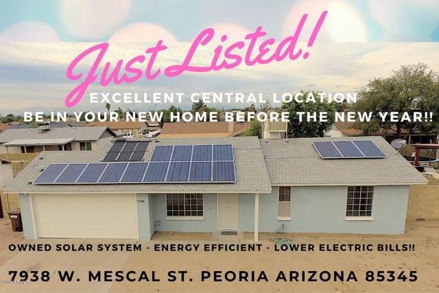 7938 W Mescal Street, Peoria, AZ 85345 (MLS #6009503) :: The Kenny Klaus Team
