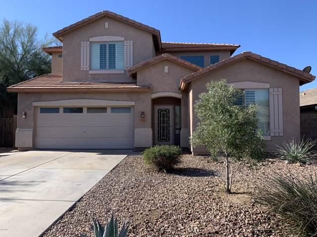 601 W Hereford Drive, San Tan Valley, AZ 85143 (MLS #6009859) :: The Kenny Klaus Team