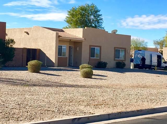 2300 E Magma Road #64, San Tan Valley, AZ 85143 (MLS #6010887) :: The Kenny Klaus Team