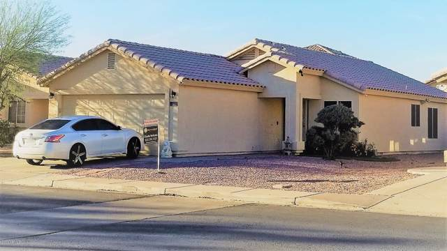 12024 W Rosewood Drive, El Mirage, AZ 85335 (MLS #6011989) :: The Kenny Klaus Team