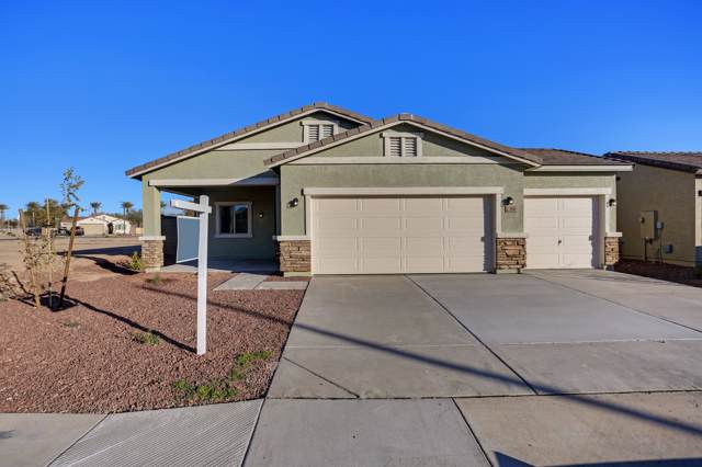 164 W Jamaica Place, Casa Grande, AZ 85122 (MLS #6012622) :: Yost Realty Group at RE/MAX Casa Grande